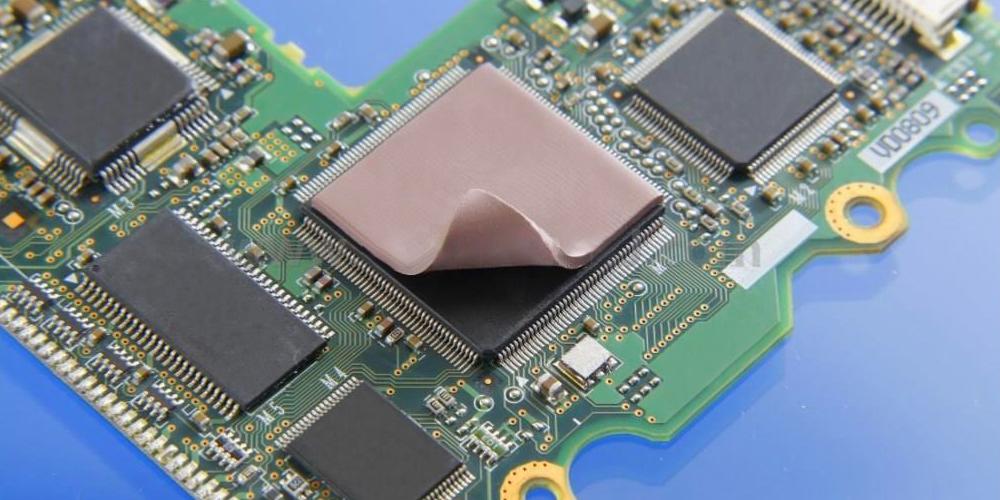 迈伺特在线式喷射点胶机在热界面材料点胶的应用